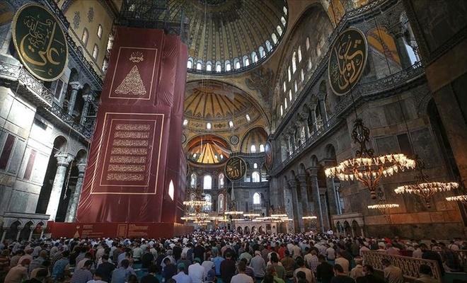 Türkiye karşıtı Orta Doğu rejimlerinin Ayasofya hüsranı