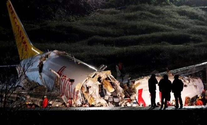 İstanbul'daki uçak kazasında pilotun ifadeleri ortaya çıktı