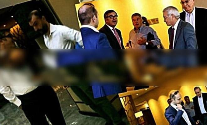 Muhalefetin IMF ile görüşmesi tartışma konusu oldu