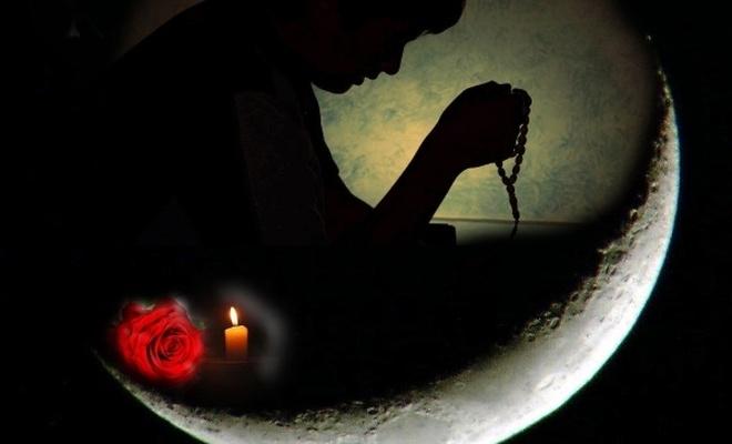 Kadir Gecesi`nde dünyadan arınmalıyız