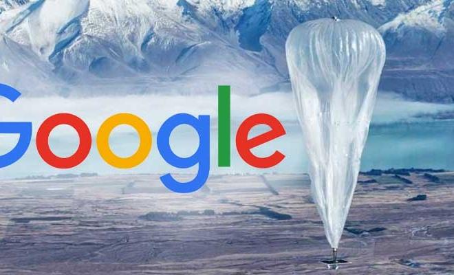 İnternet balonları yakında Afrika'da