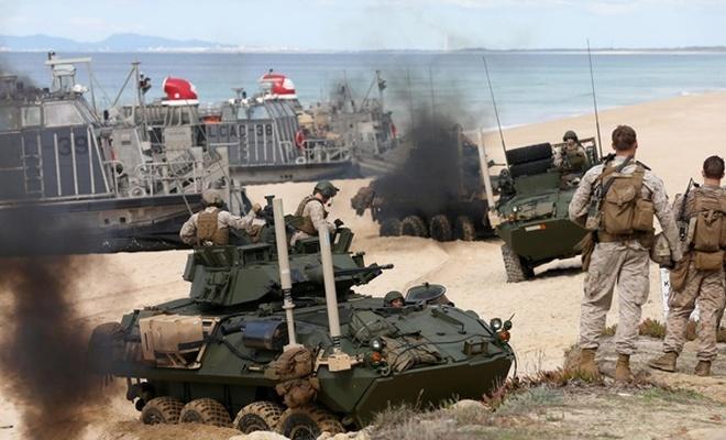 NATO`dan Rusya`ya tatbikat mesajı