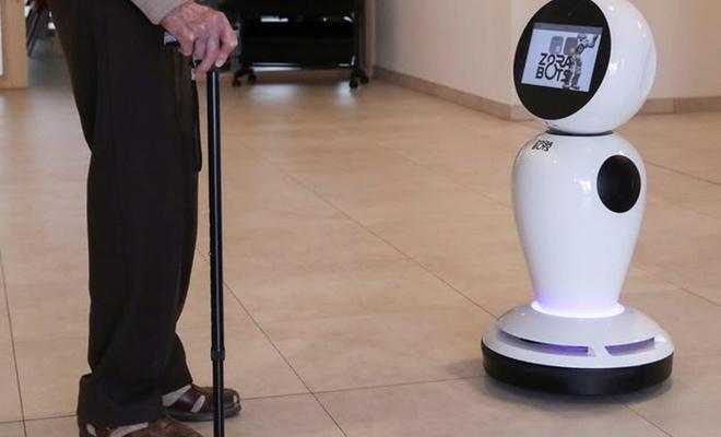 İşte corona virüs ile mücadele eden robotlar