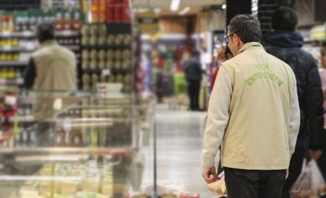 Gıdada usulsüzlüğe 63 milyon lira ceza!