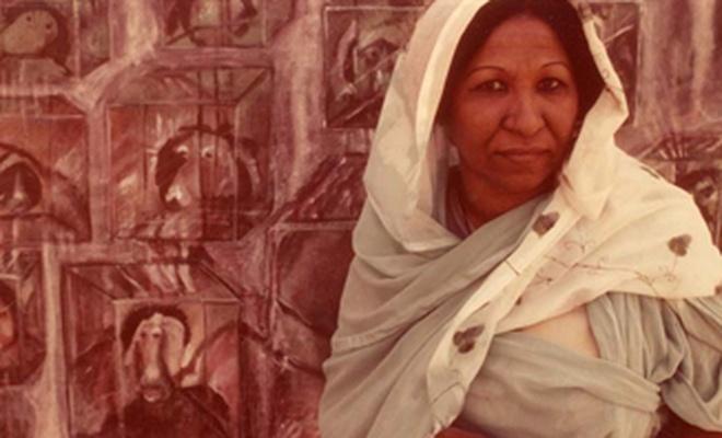 Sudanlı sanatçı İshak'tan onurlu tavır!