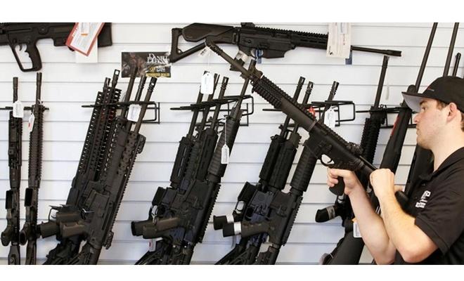 Dünya silah ticaretinin yüzde 36'sı ABD'nin elinde