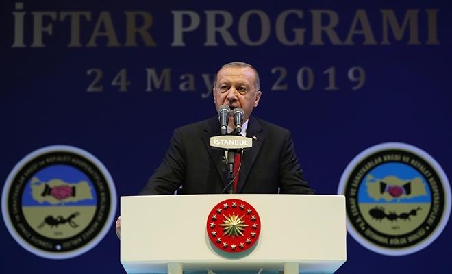Cumhurbaşkanı Erdoğan: Bunlara randevu vermedim, çekip gittiler!