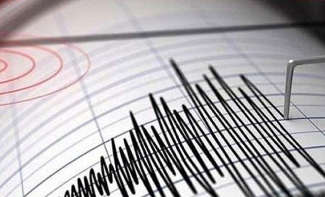 O ülkede 7,4 büyüklüğünde deprem!