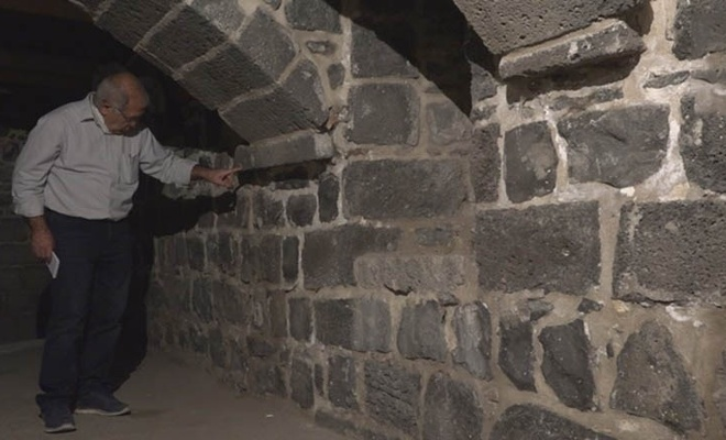 Sur'daki gizemli taşın sırrı çözülemiyor