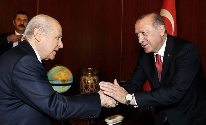 Cumhur İttifakı'nda 4 il MHP'ye, 17 il AK Parti'ye bırakıldı
