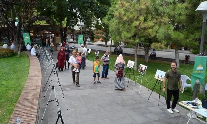 Kayseri`de Kudüs temalı resim sergisi açıldı