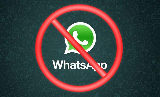 Bu WhatsApp hesapları silinecek!