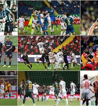 Süper Lig'de son görünüm