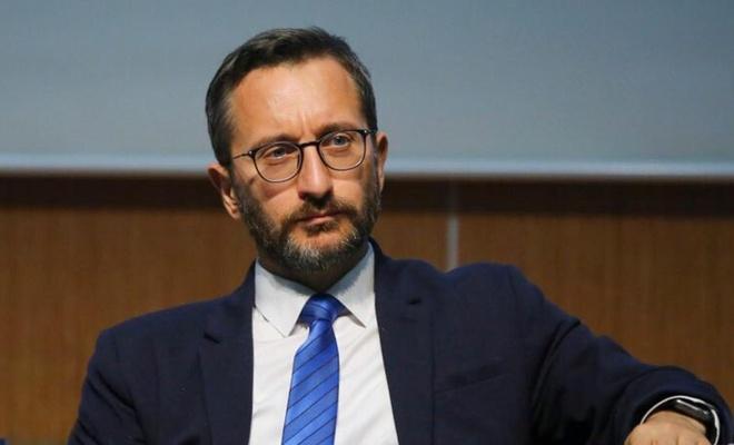 İletişim Başkanı Altun: Tarihi bir diplomatik başarı elde edilmiştir