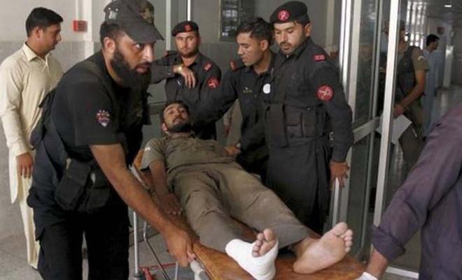 Pakistan'da mayın patladı: 4 asker ölü