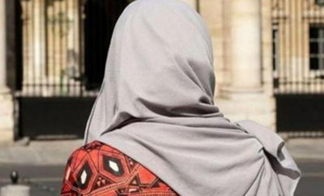 Belçika'da başörtüsü yasağı protesto edildi