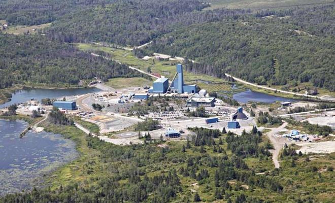 39 işçi madende mahsur kaldı