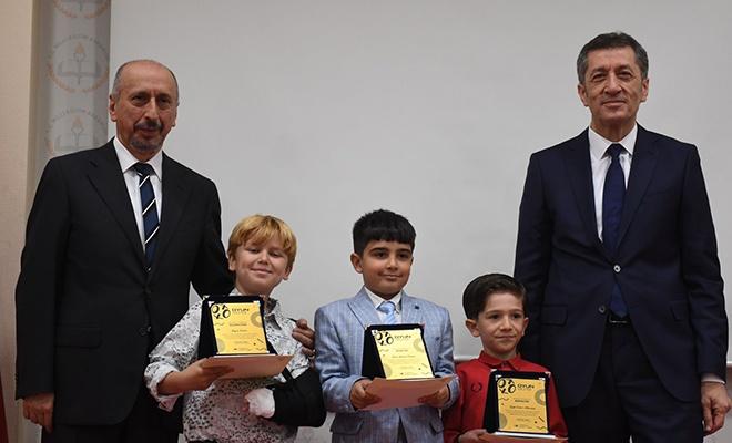 Türkiye zekâ oyunları yarışmasında ödüller sahiplerini buldu