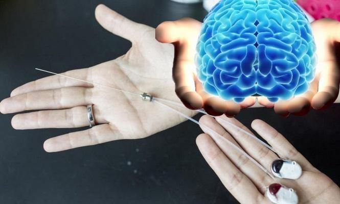 Beynin istenilen bölgesine ilaç taşıyan buluş