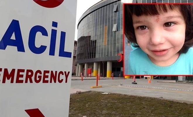 Soluk borusuna ekmek kaçan 2 yaşındaki çocuk, 9 günlük yaşam savaşını kaybetti
