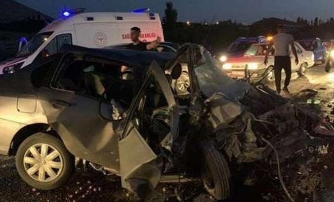 Ölümlü kazaya neden olan sürücü tutuklandı