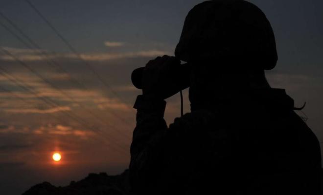 5 PKK elemanı teslim oldu