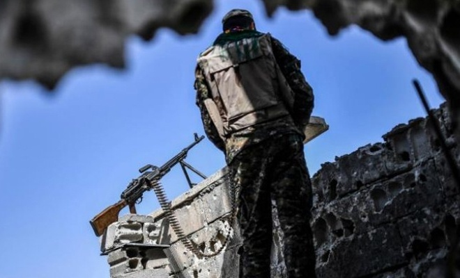 """""""Türkiye ABD'ye YPG  Konusunda Baskı Uyguluyor"""