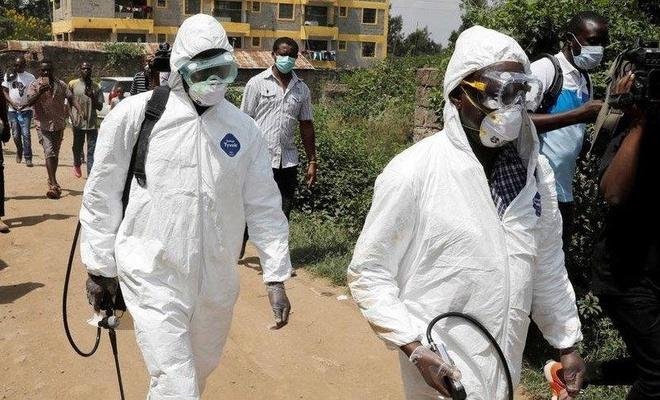 Afrika'da son 24 saatte 12 bin 56 kişide Kovid-19 tespit edildi
