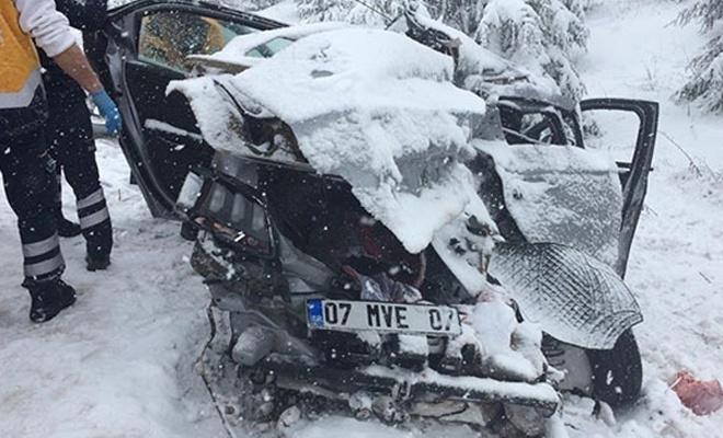 Eskişehir`de trafik kazası: Ölü ve yaralılar var