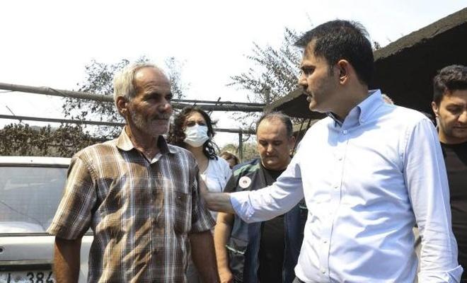 Bakan Kurum: Yaralarımızı el birliğiyle saracağız
