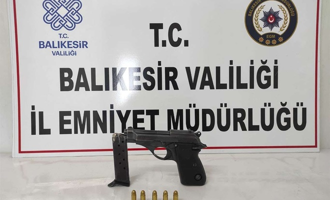 Balıkesir'de araması bulunan 26 şahıs yakalandı