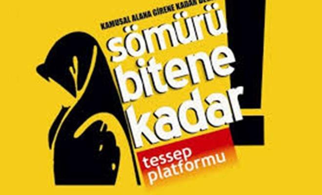 İzmir'de yaşanan başörtüsü düşmanlığına TESSEP'ten kınama