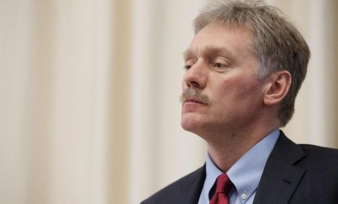 """Peskov: """"Türk askerleri gözlem noktalarının dışındaydı"""" dedi."""