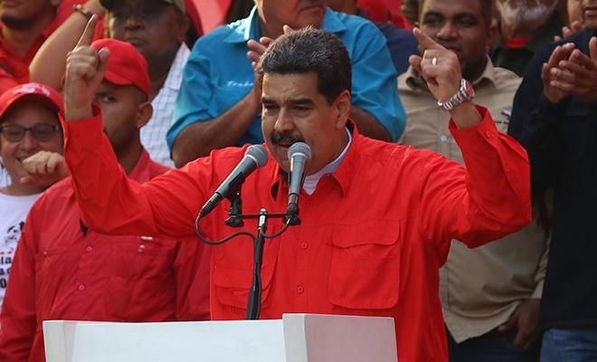Maduro'dan seçim teklifi