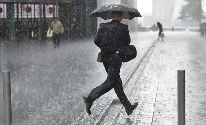 Yerel sağanak yağışlar etkili olmaya devam edecek