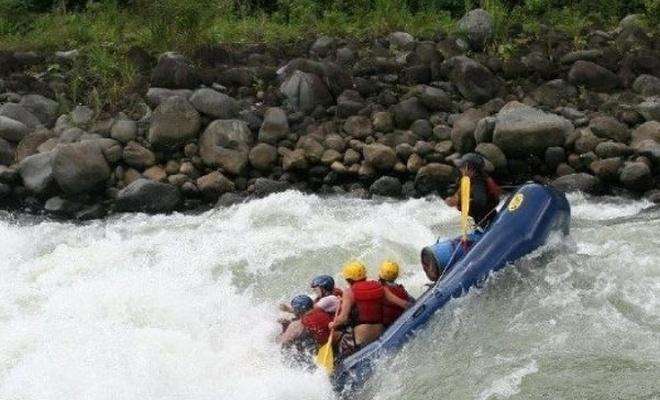 Endonezya'da rafting faciası: 4 ölü