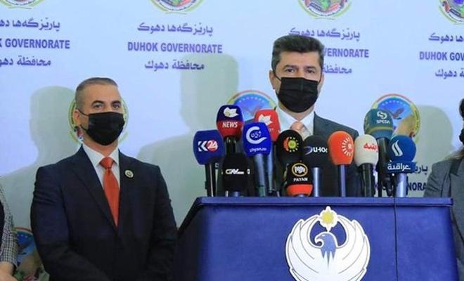 Duhok Valisi, PKK'ye kentteki 'varlığını sona erdirme' çağrısı yaptı