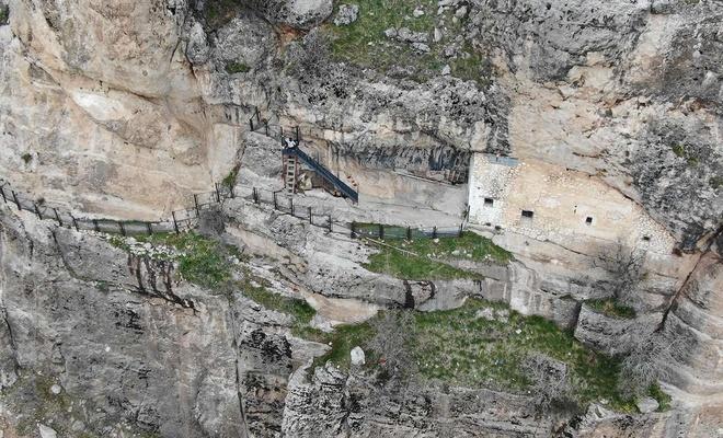 'Ashab-ı Kehf' mağarası ziyarete açılıyor
