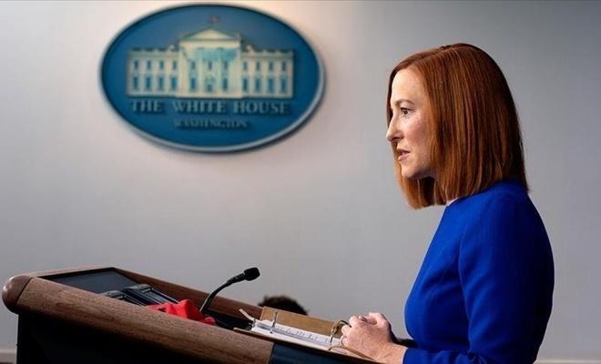 Psaki, Beyaz Saray'da açıklanmayan daha fazla yeni COVID vakasını doğruladı