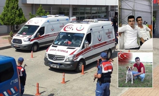 Samsun`da facia: Aynı aileden 4 kişi boğuldu