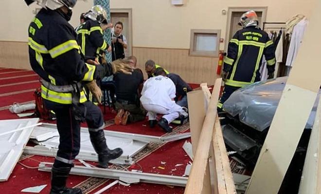 Fransa'daki cami saldırısının ayrıntıları ortaya çıktı