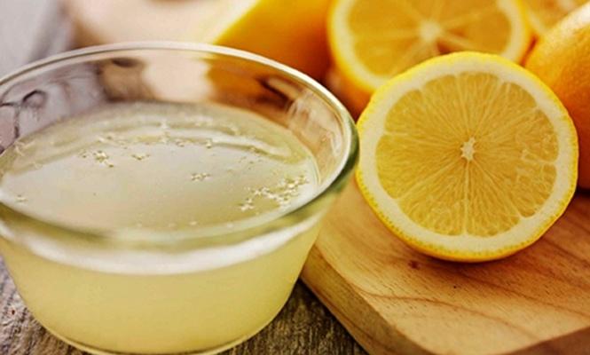 Limon suyu içmenin 7 faydası