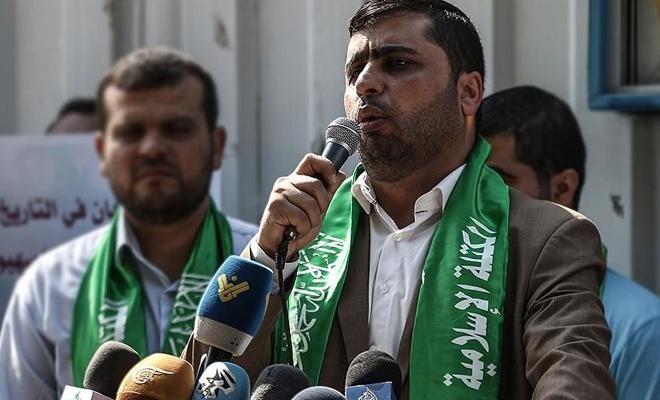 """Hamas: """"İsrail Kudüs'te etnik temizlik yapıyor"""""""