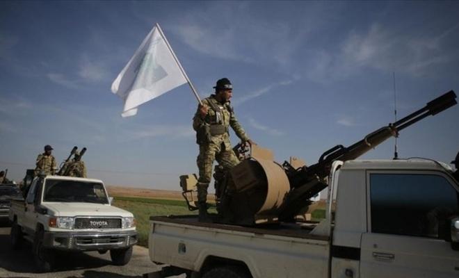 Suriye Milli Ordusu, Akçakale ilçesine ulaştı