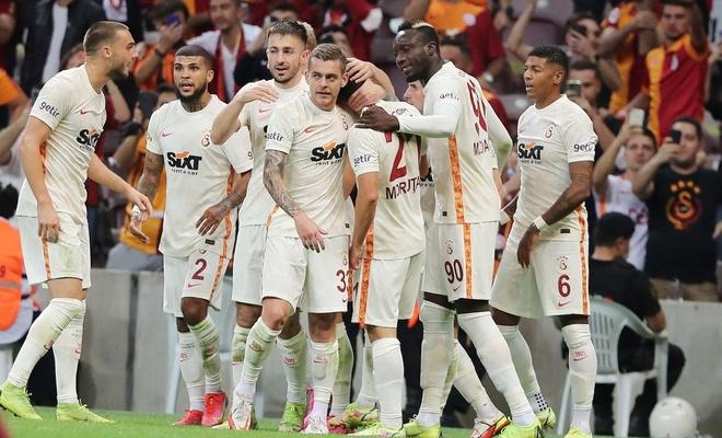 Galatasaray 4 maç sonra nihayet...