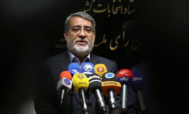 İran İçişleri Bakanı'ndan seçim açıklaması