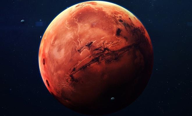 Mars ekim ayı boyunca dünyadan görülecek