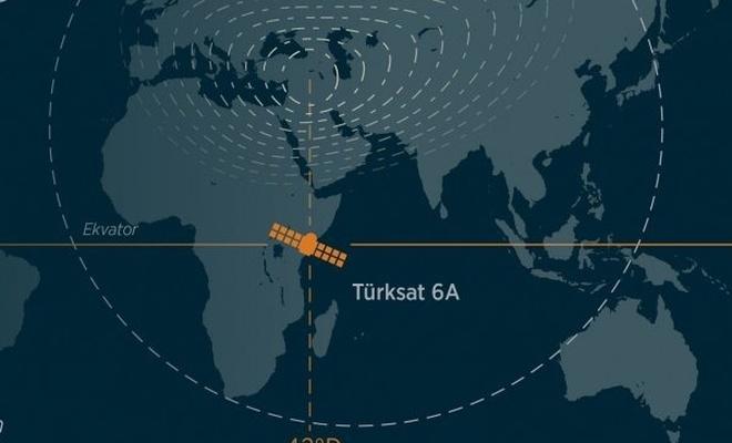 Yerli uydu Türksat 6A 2021'de fırlatılacak