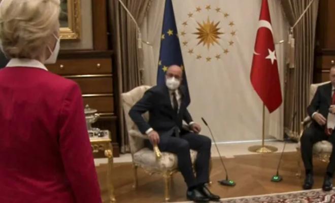 Çavuşoğlu'ndan 'koltuk krizi' hakkında açıklama!