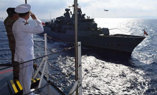 Sahil Güvenlik Komutanlığında atama kararları